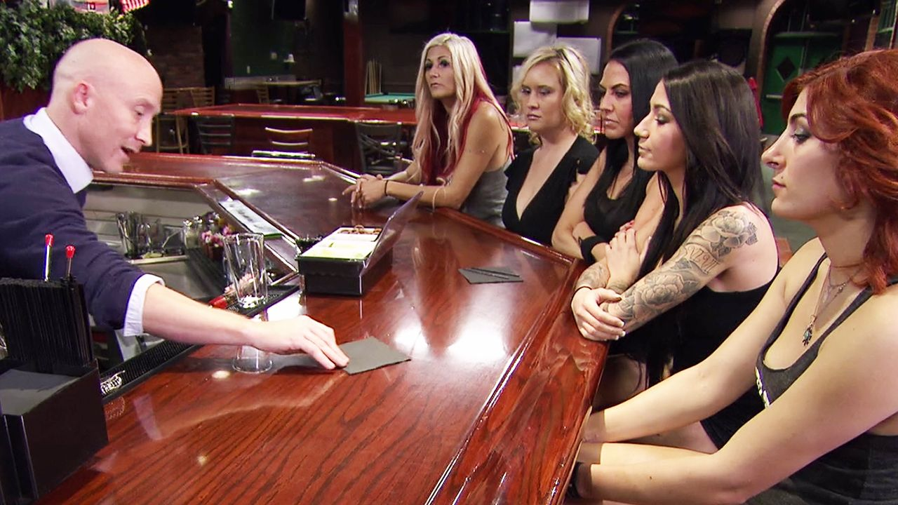 Outrageous bartenders wont keep their clothes on bar rescue what is a napkin spot forumfinder Images