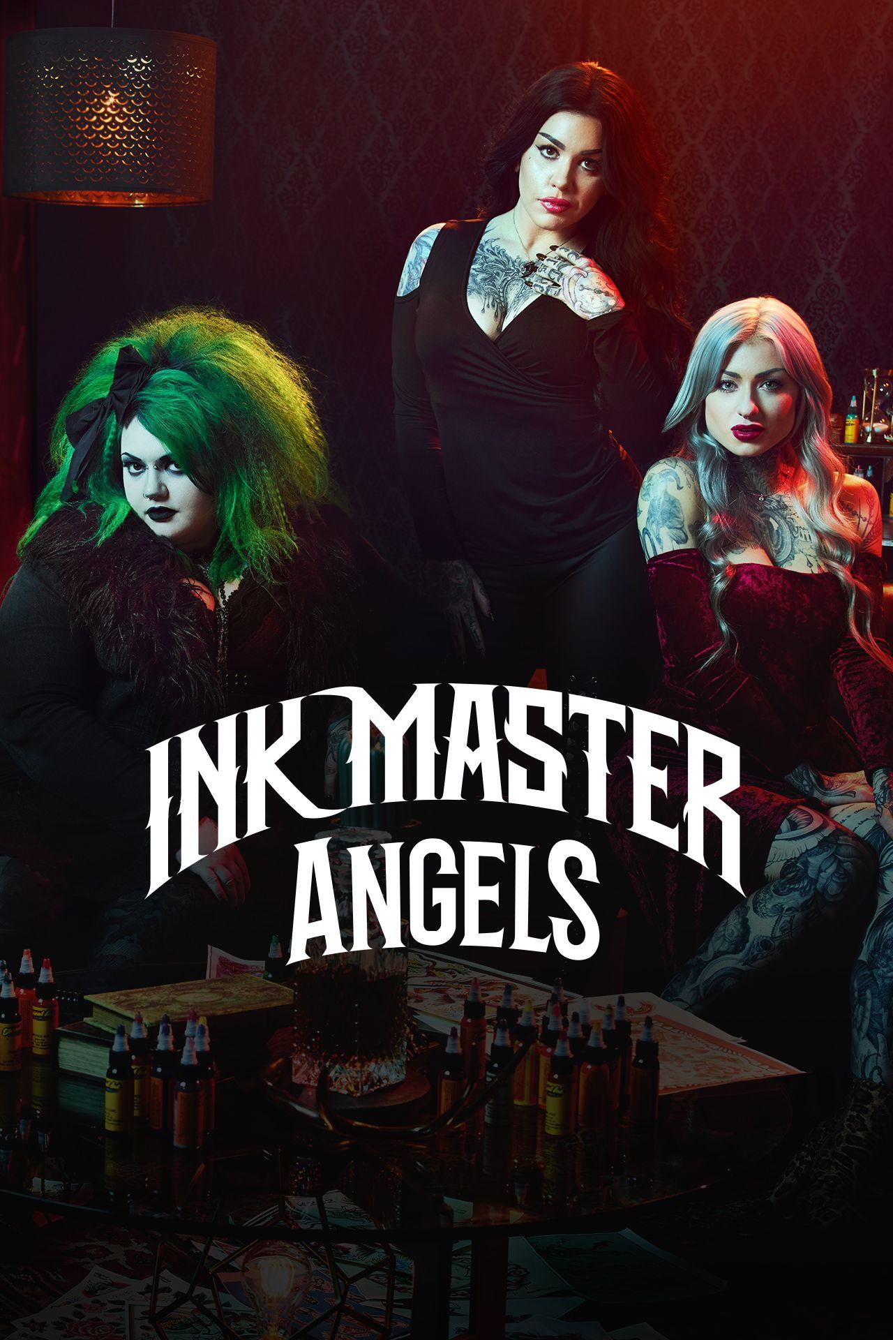 ink master  angels