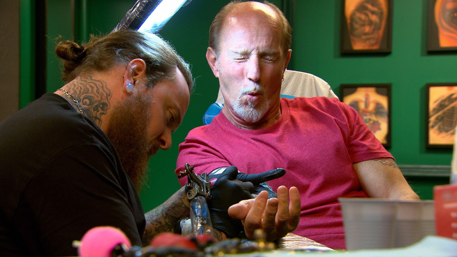 Ink Master Season 2 Episode 9
