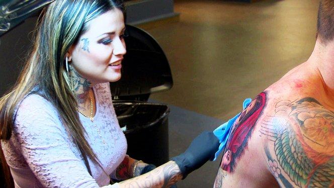 Tatu Baby And Julia Carlson Earn Redemption - Ink Master: Redemption ...