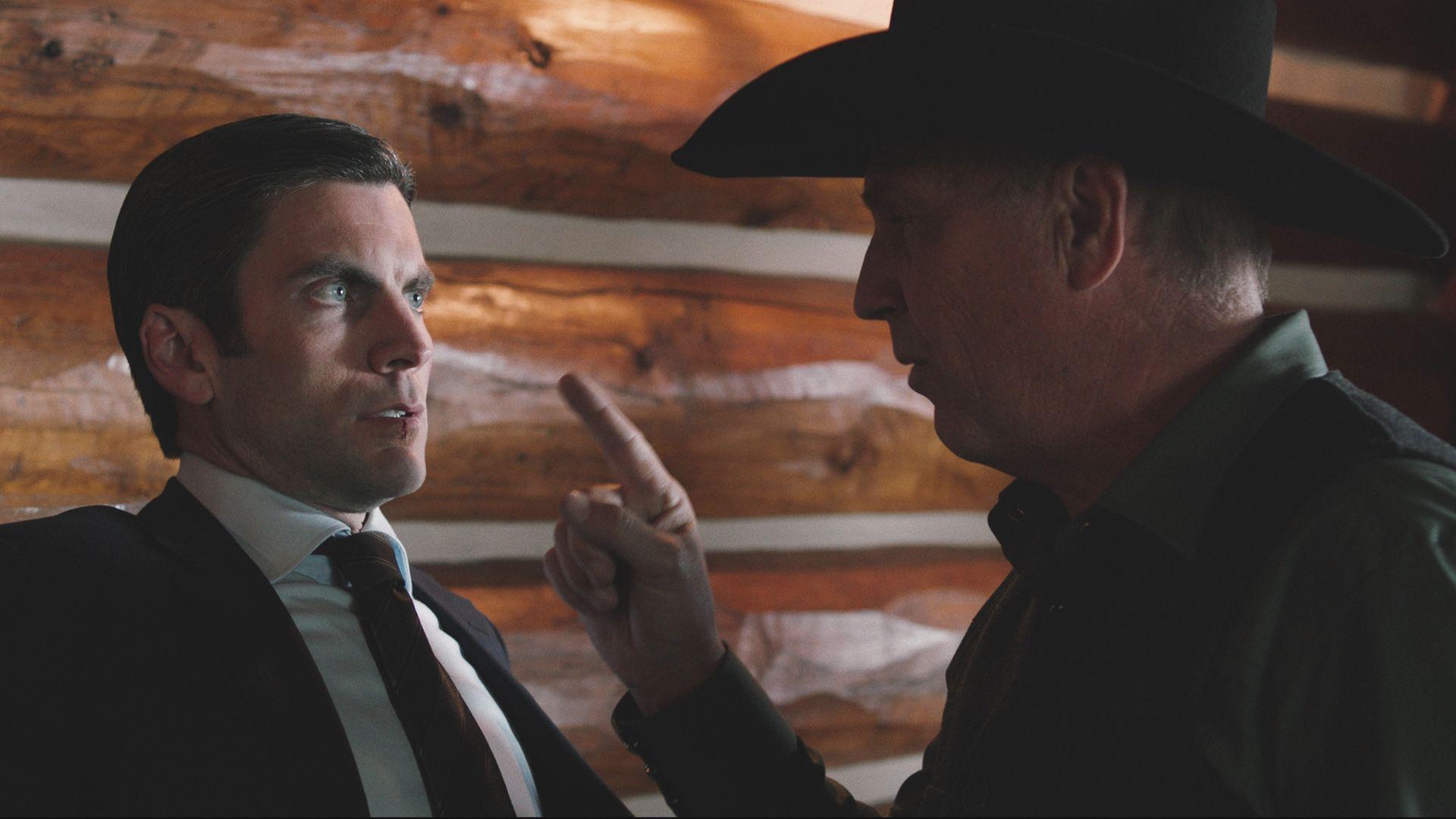 Yellowstone (2018) Season 1 Episode 9