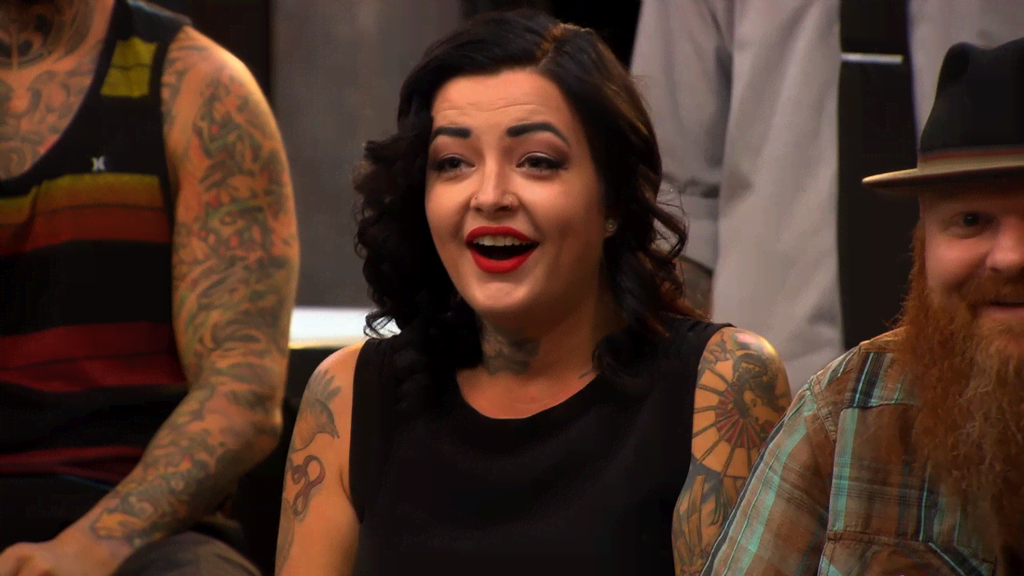aaddb4db1 Elimination Tattoo: Biomechanical: Part I - Ink Master (Video Clip) |  Paramount Network