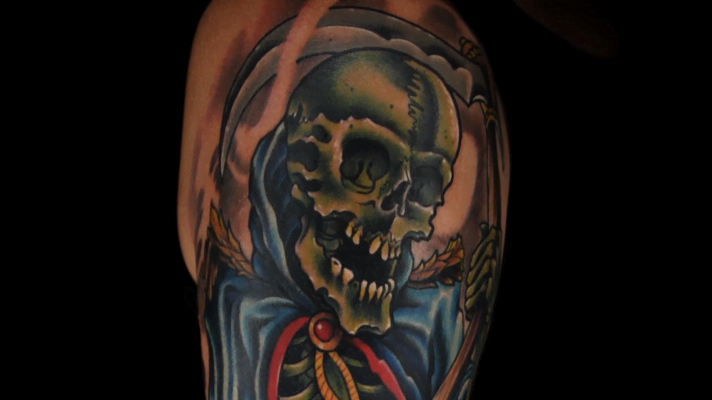 Elimination Tattoo Grim Reapers Part Ii Ink Master Video Clip