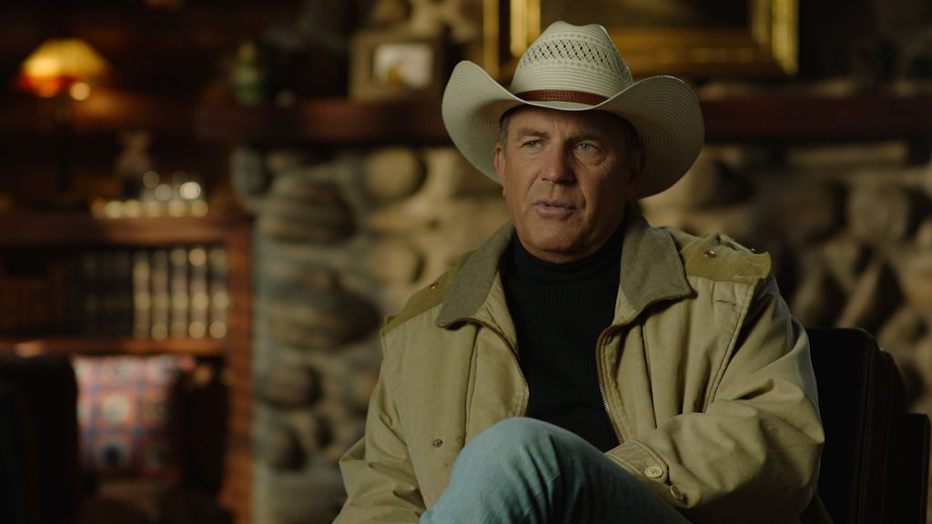 Kevin Costner on Yellowstone - Yellowstone (Video Clip) | Paramount