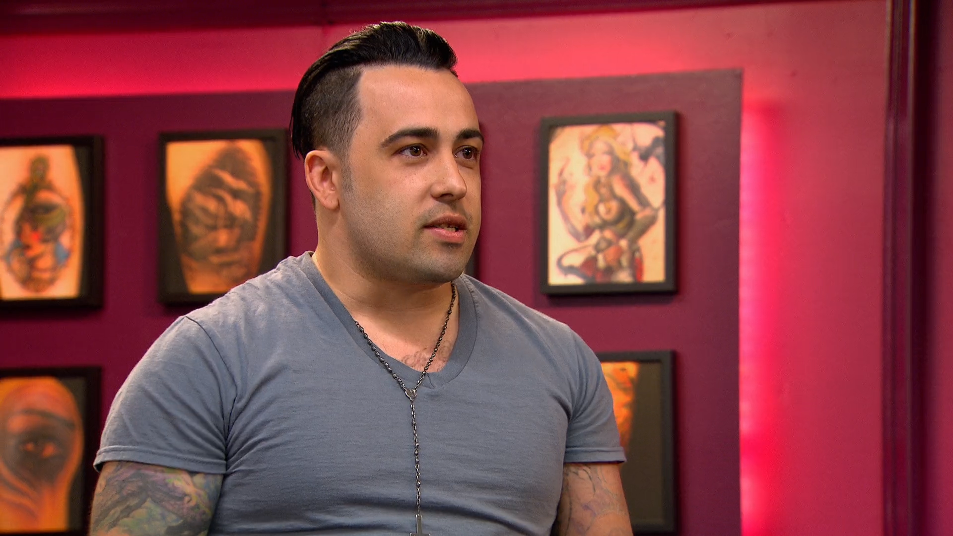 05f3fc134 Bili Vegas Gets A Third Try? - Ink Master: Redemption (Video Clip) |  Paramount Network