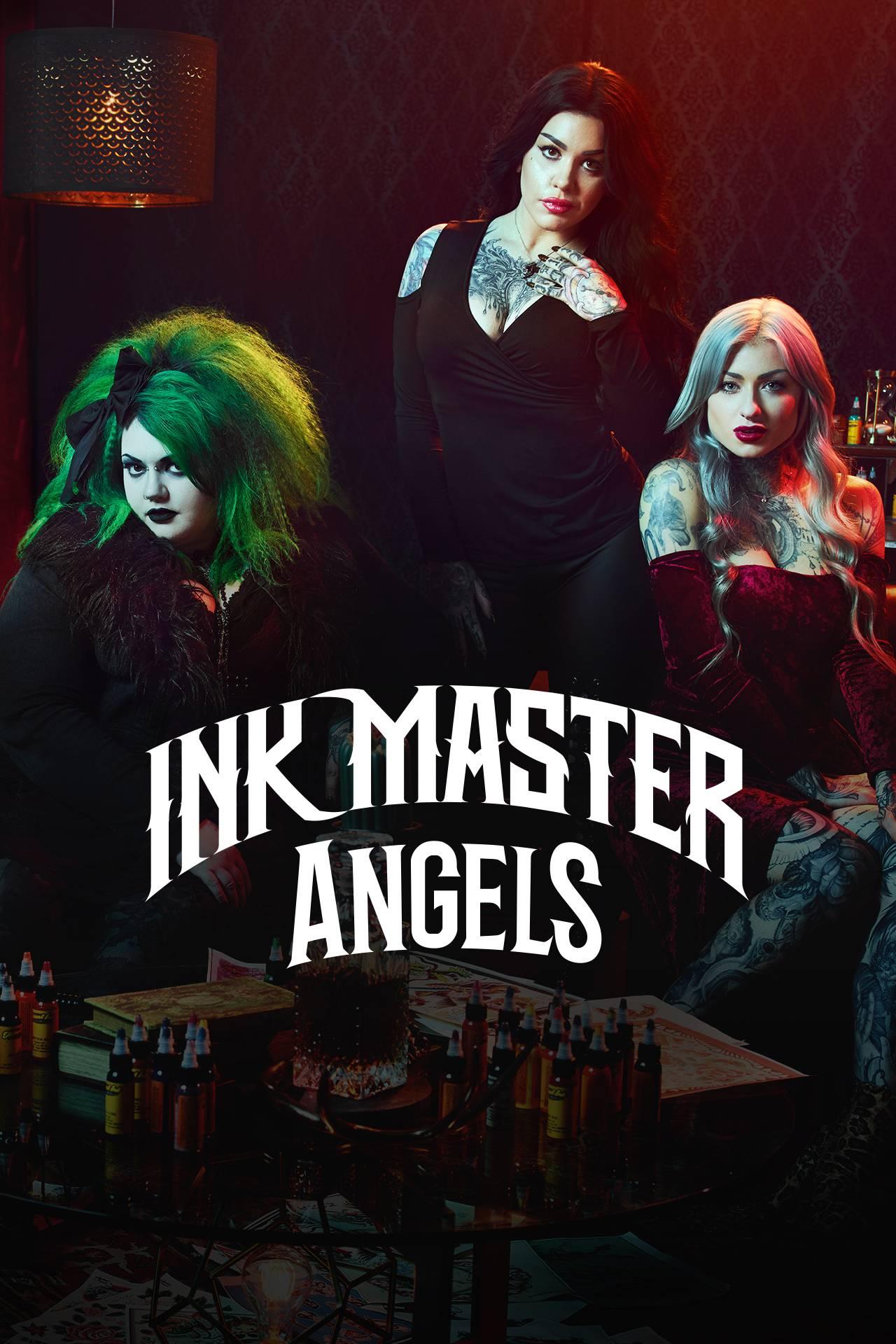 91ed37be7 Ink Master: Angels - Season 2 - TV Series | Paramount Network