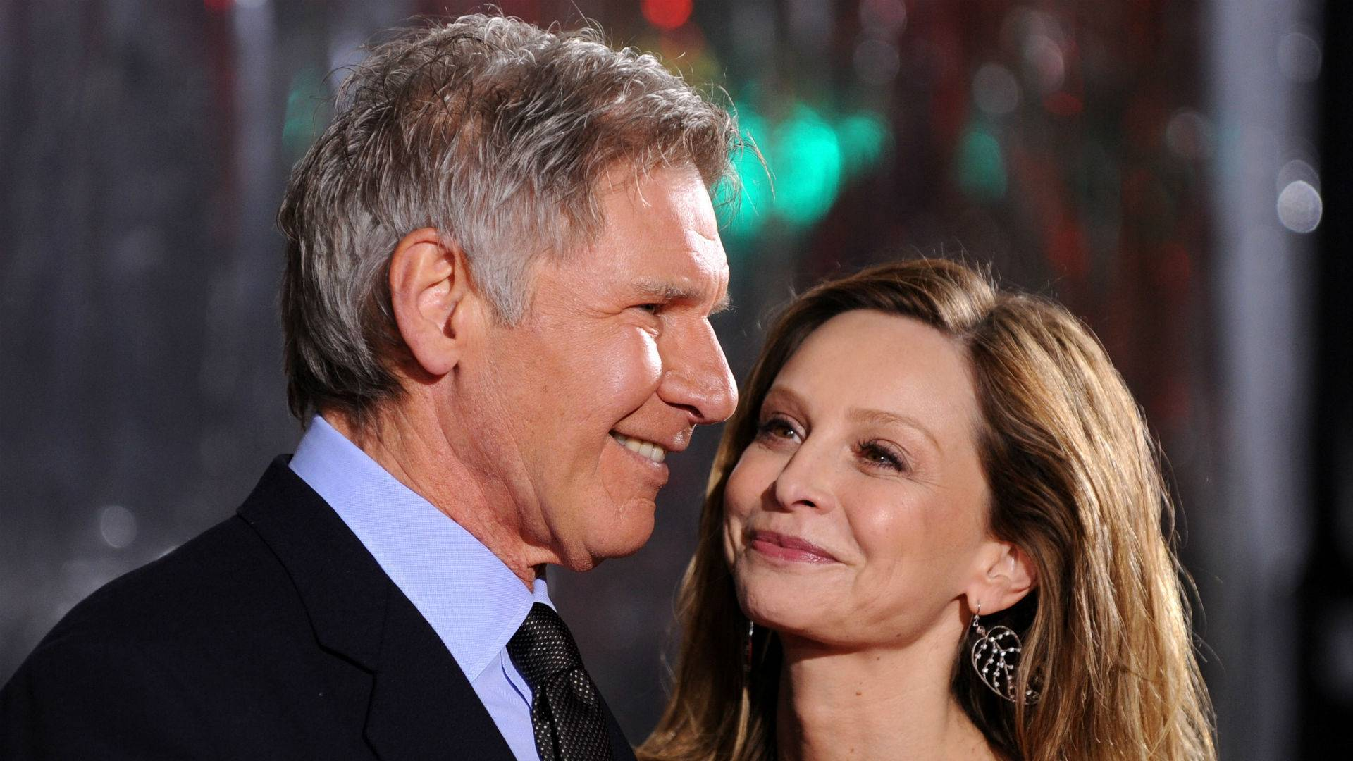 Harrison Ford e Calista Flockhart, foto: Getty Images