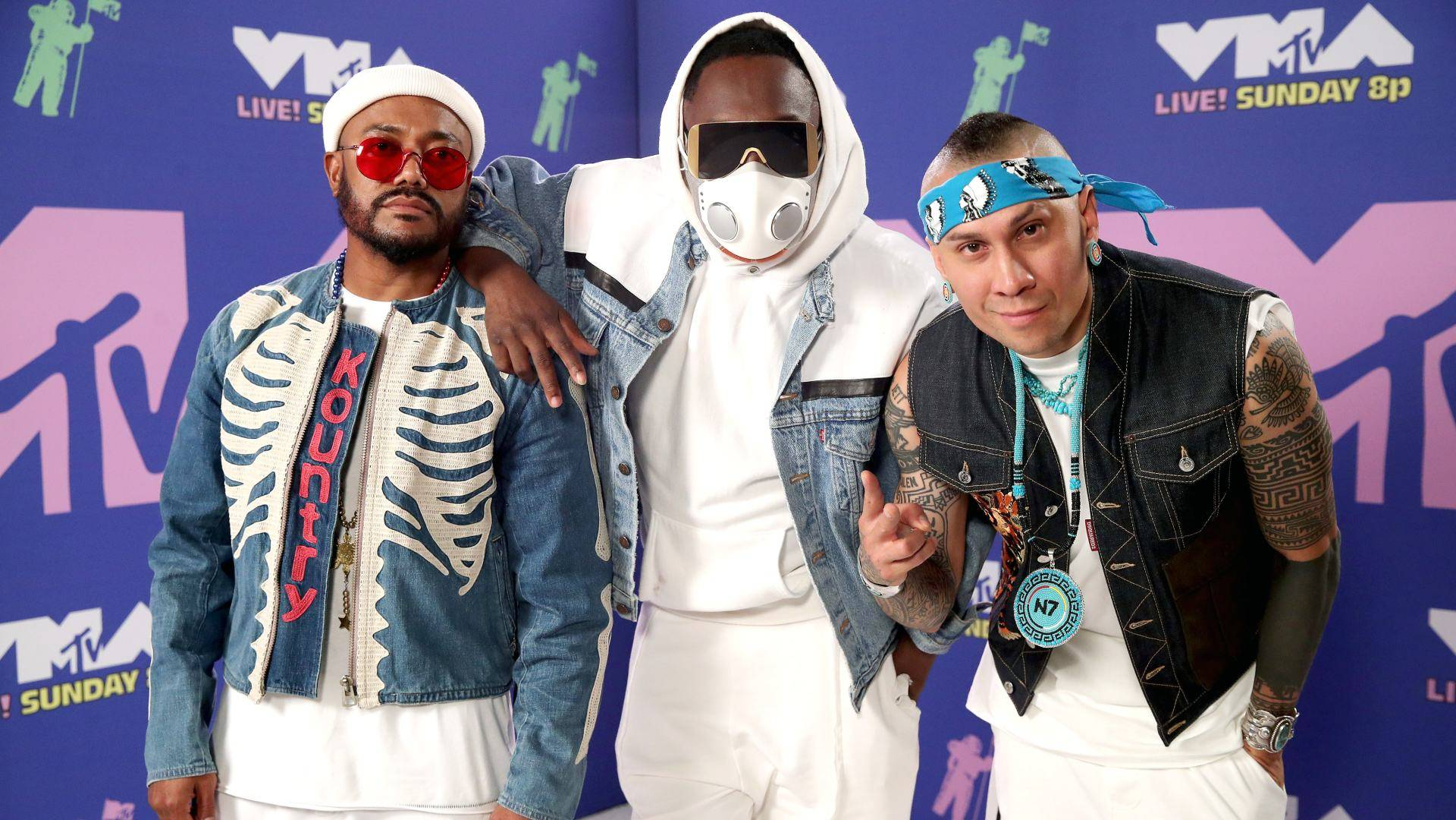 Black Eyed Peas, foto: Getty Images