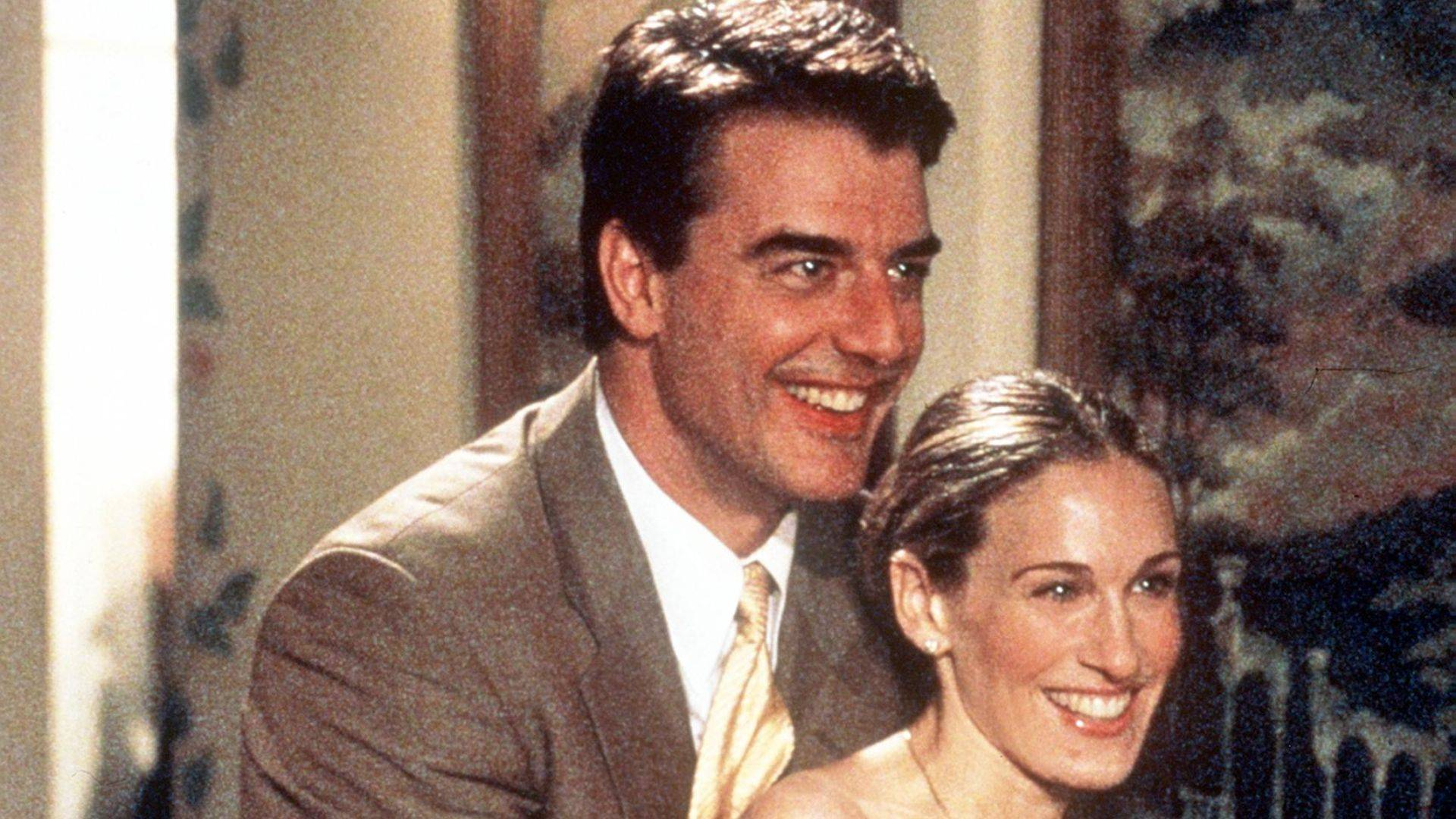 Carrie e Mr. Big (Sex and the City), foto: Getty Images