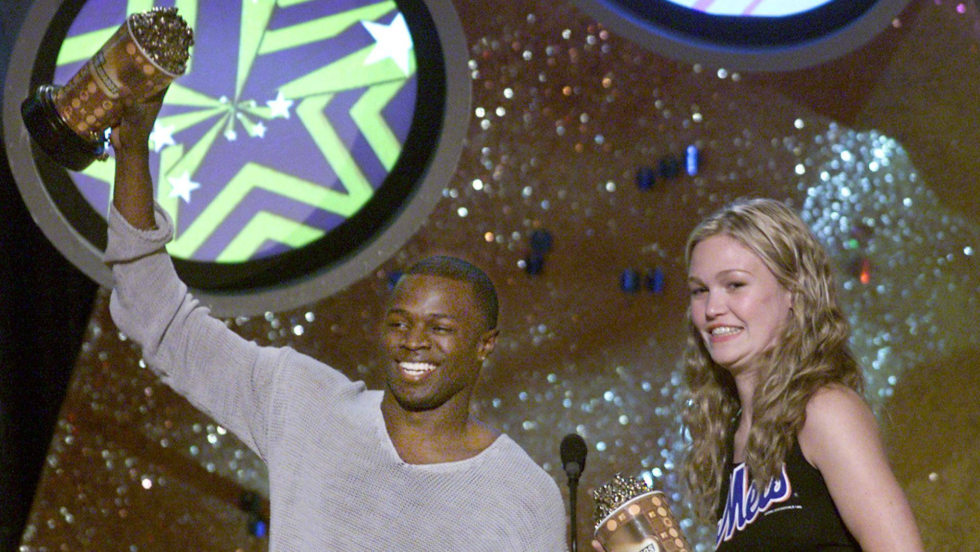 Sean Patrick Thomas e Julia Stiles (Save the Last Dance), foto: Getty Images
