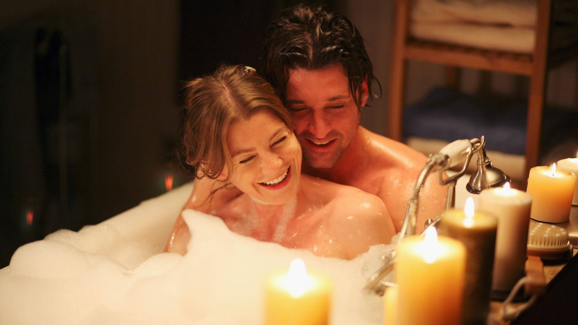 Meredith e il dottor Stranamore (Grey's Anatomy), foto: Getty Images