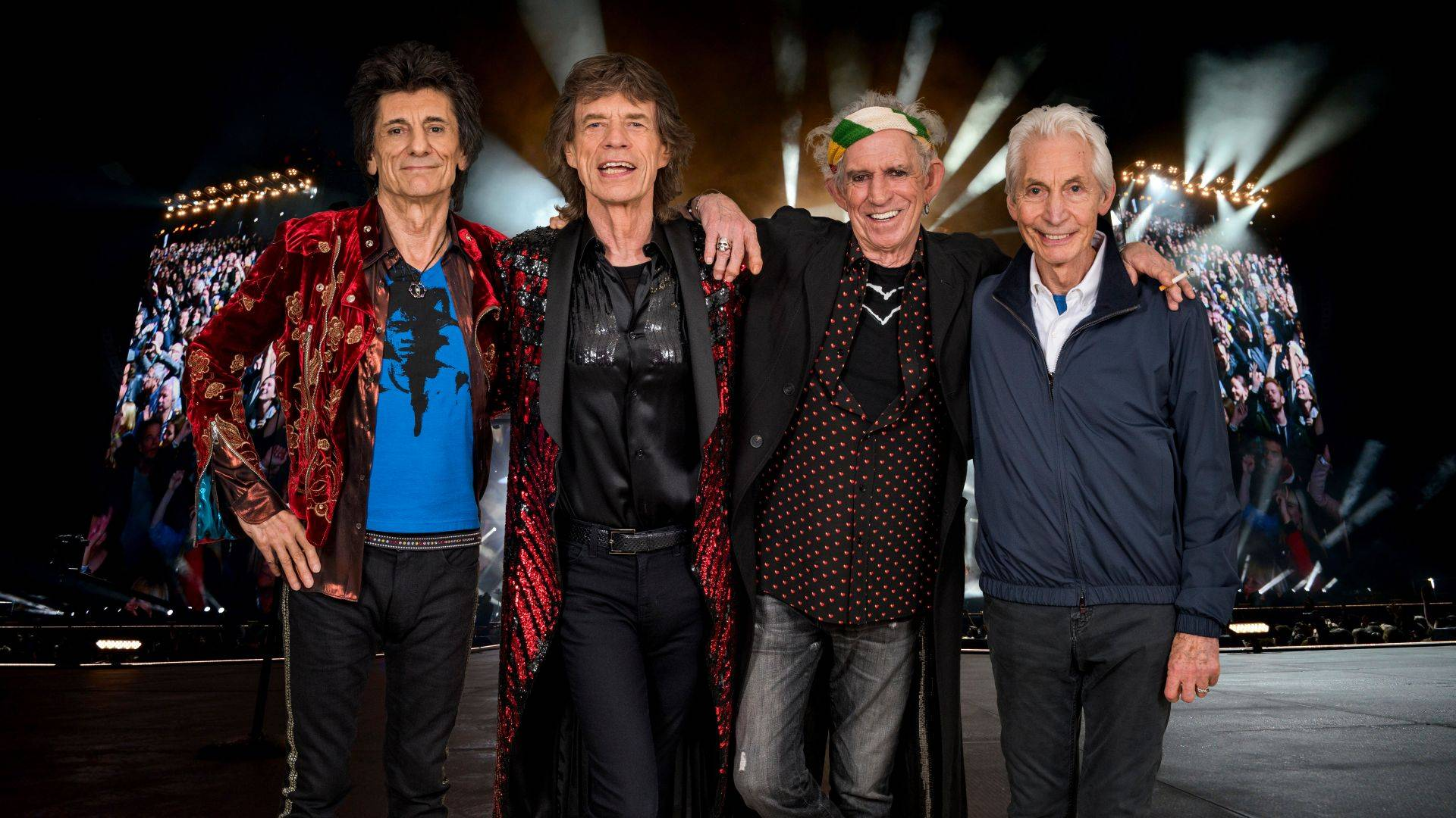 Rolling Stones, foto: Getty Images