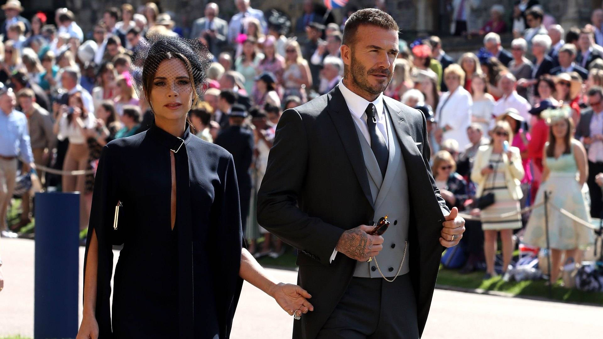 Victoria e David Beckham, foto: Getty Images