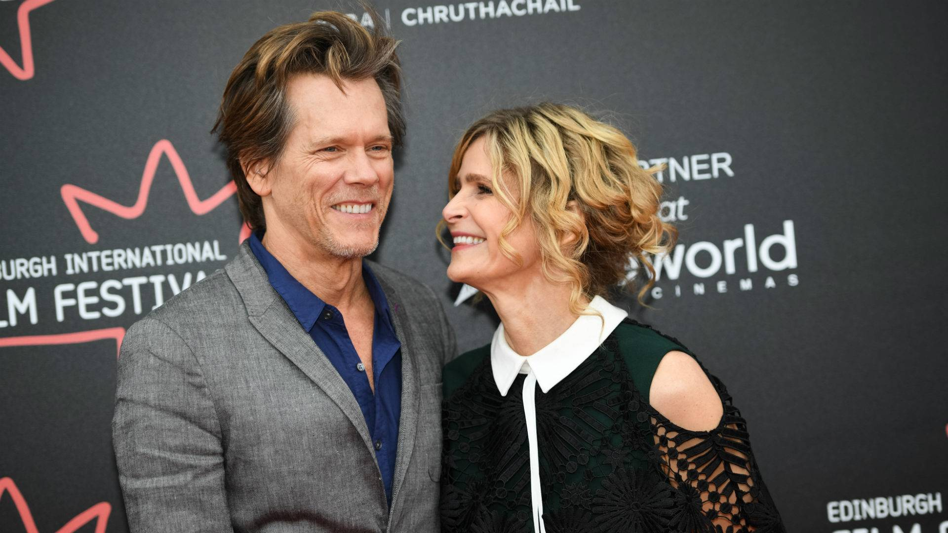 Kevin Bacon e Kyra Sedgwick, foto: Getty Images