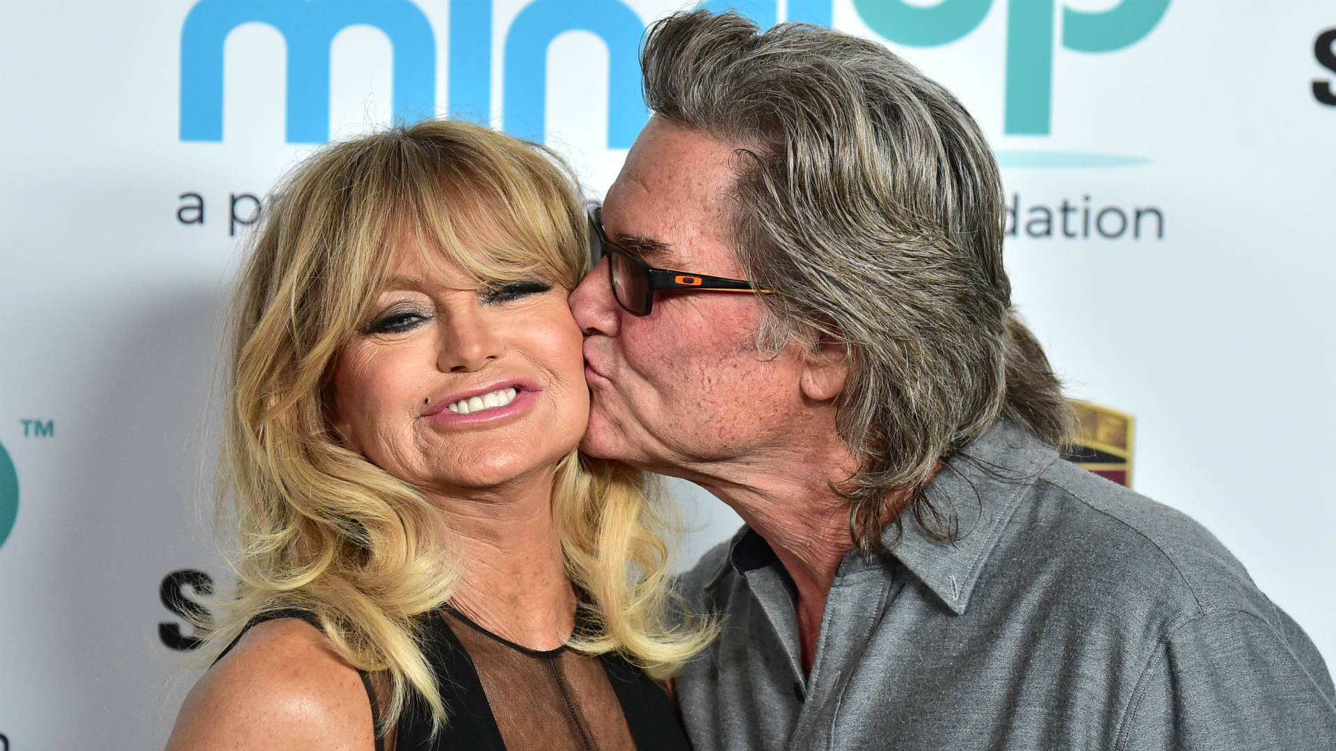 Goldie Hawn e Kurt Russell, foto: Getty Images