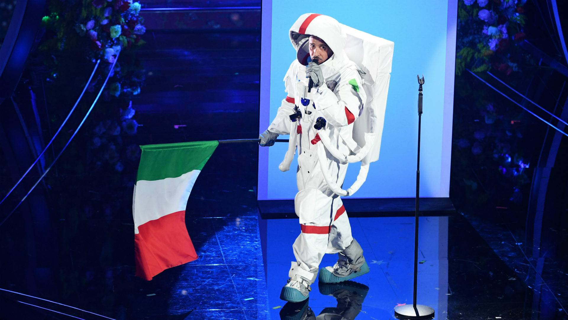 Francesco Gabbani, foto: Getty Images