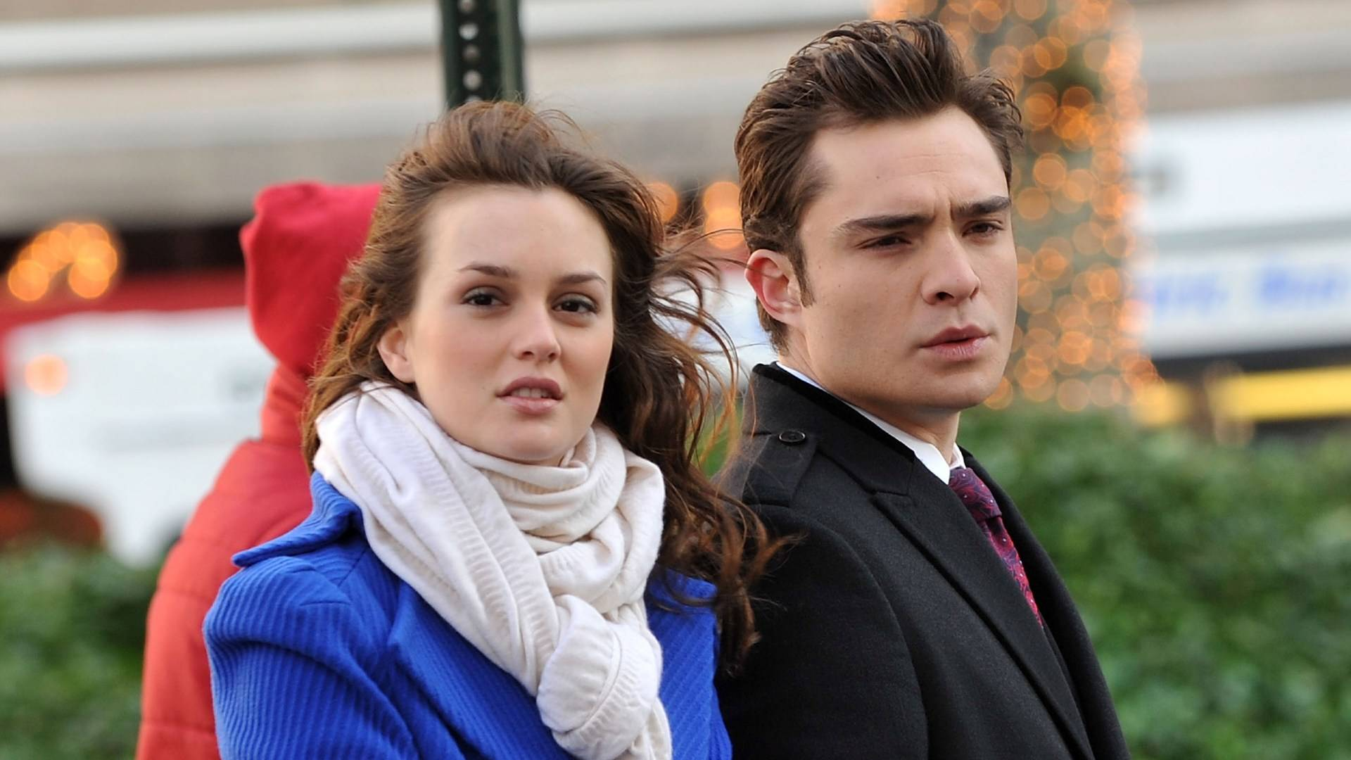 Blair e Chuck (Gossip Girl), foto: Getty Images