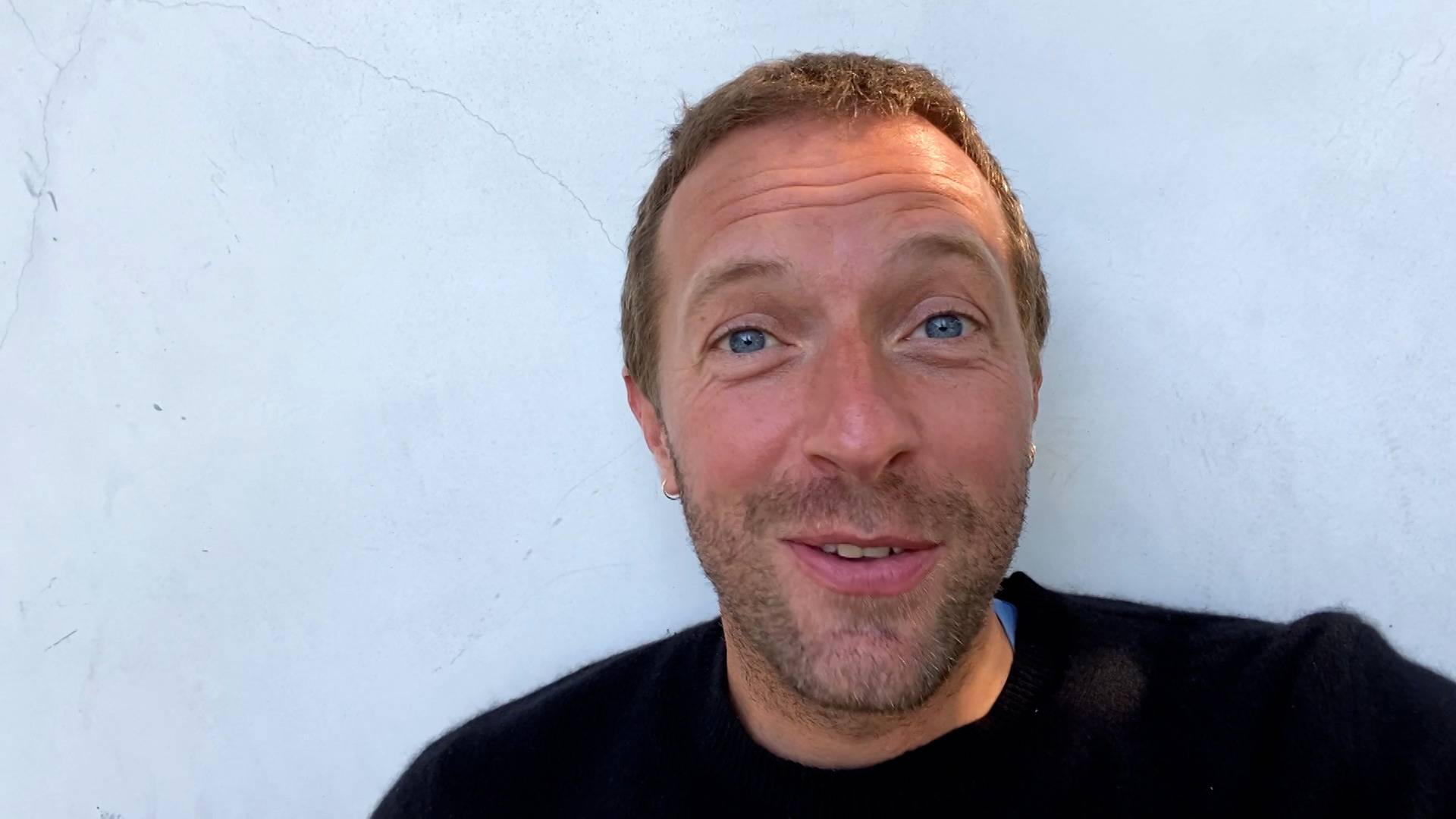 Chris Martin dei Coldplay, foto: Getty Images