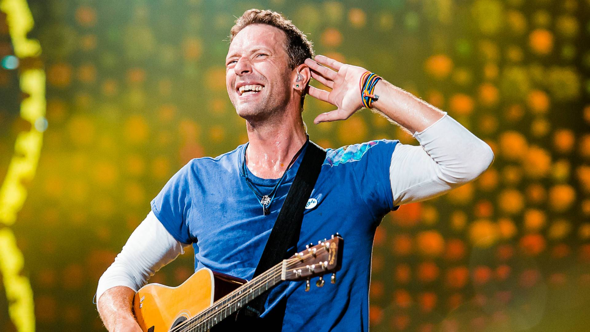Chris Martin, foto: Getty Images