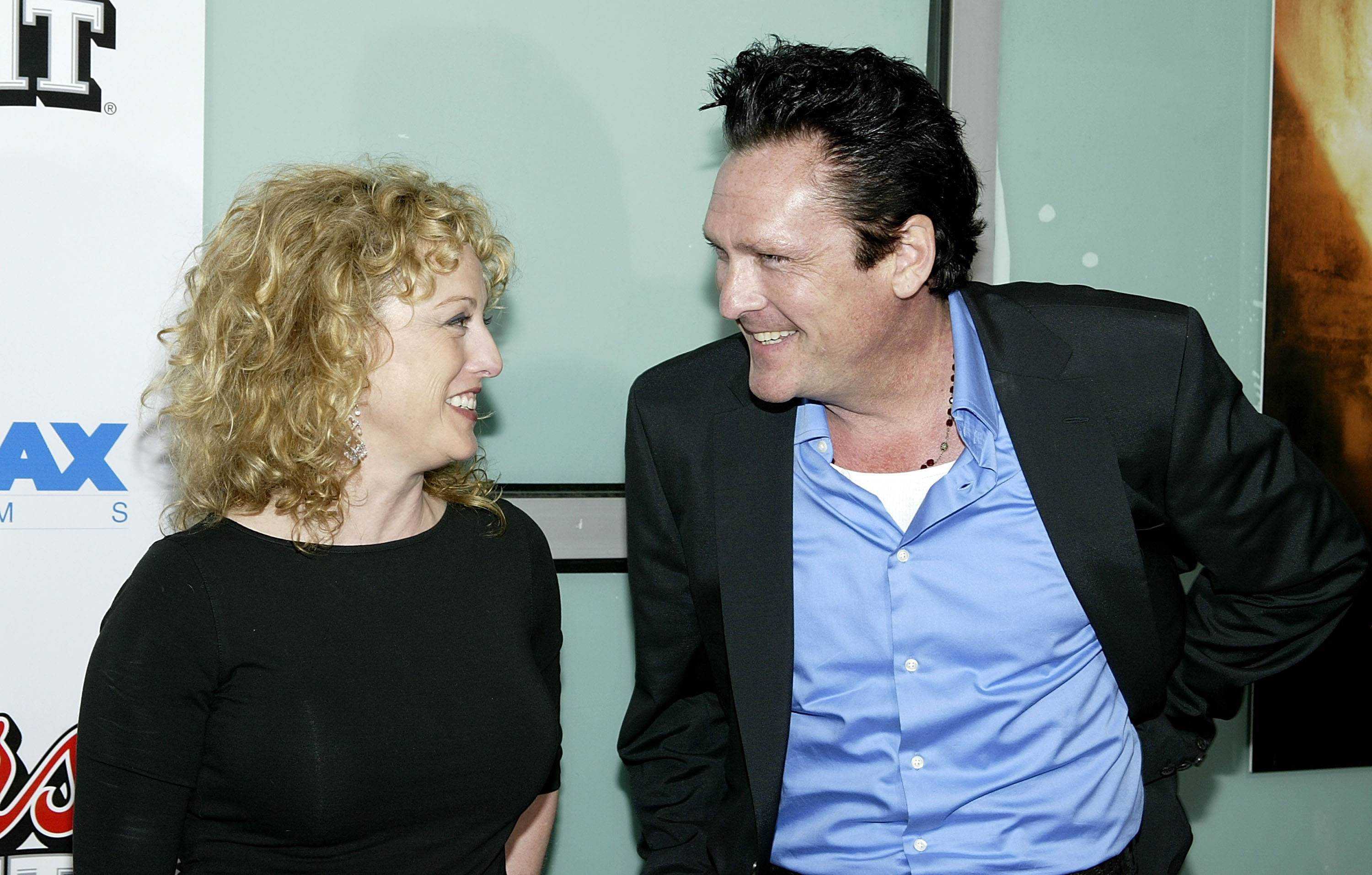 Virginia e Michael Madsen (Getty Images)
