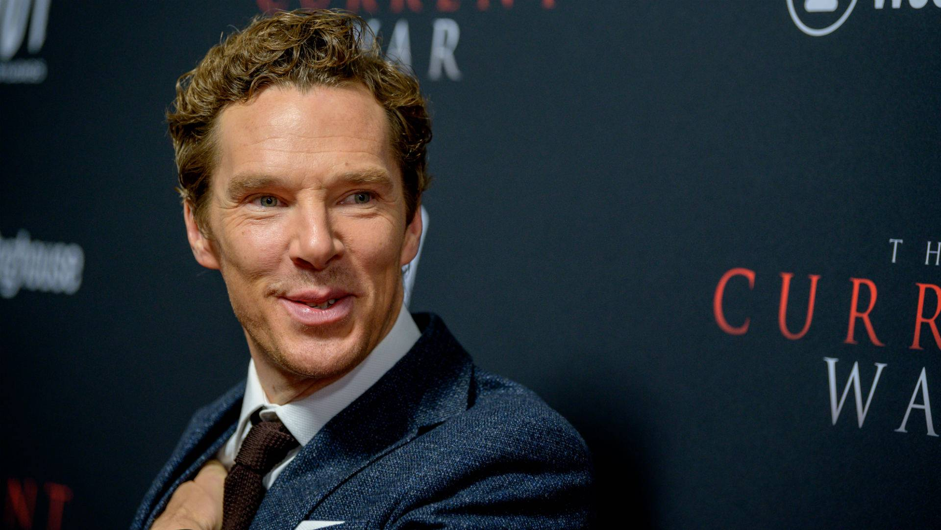Benedict Cumberbatch, foto: Getty Images
